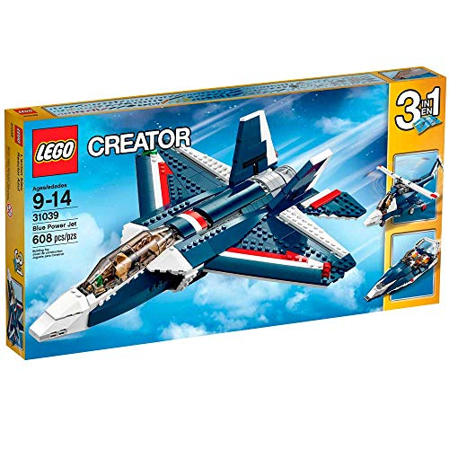 LEGO Creator 31039 - Power Jet, blau