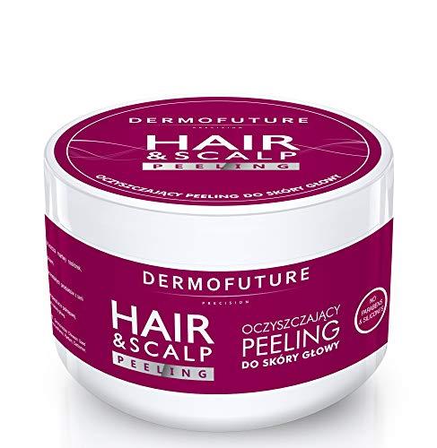 dermofuture Purifying Haar und Kopfhaut Peeling Scrub 300ml Parabene
