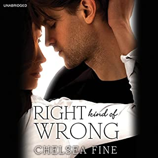 Right Kind of Wrong audiobook cover art
