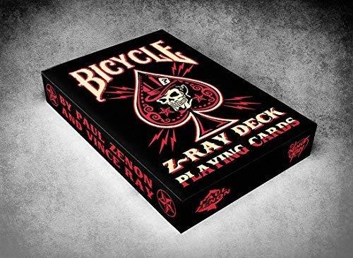 Karnival Cartes à jouer édition limitée ZRay magie Playing Cards