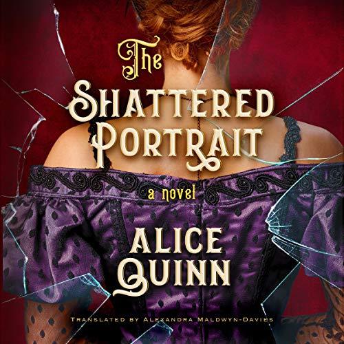 The Shattered Portrait cover art