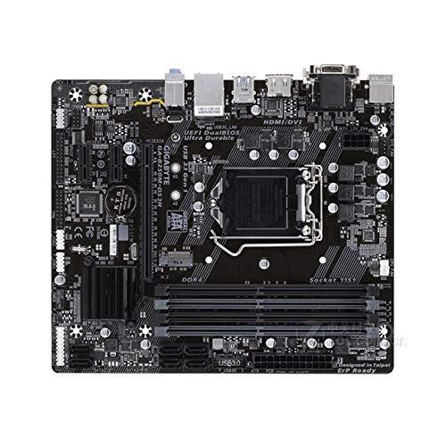Placa Base Fit For Gigabyte GA-B250M-DS3H B250 Slot LGA 1151 DDR4 Placa...