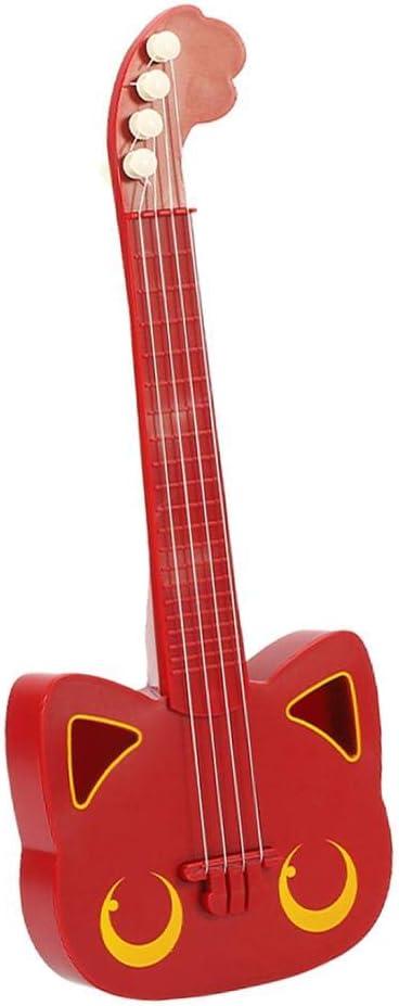 simhoa Kids Mini Ukulele Guitar Max 81% OFF Beginner Game High quality new Toys Instrum Music