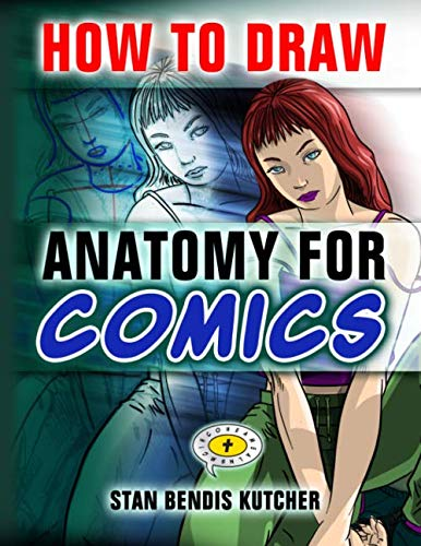 How to Draw Anatomy for Comics