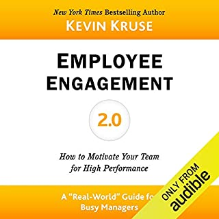 Employee Engagement 2.0 cover art