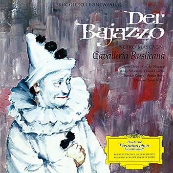 Mascagni: Cavalleria Rusticana / Leoncavallo: Der Bajazzo - Highlights (Sung in German)