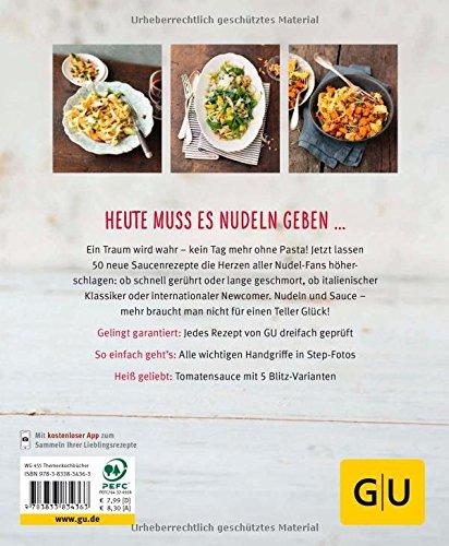 1 Nudel – 50 Saucen: Pastaglück für jeden Tag - 2