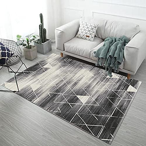 Yinneng Tapete,Alfombra de impresión de Piso de sofá para el hogar-H_80 * 200cm,Antideslizante para Alfombras