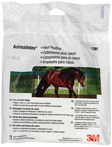 3M AnimalintexHoofPads1395