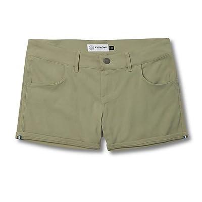 Flylow Jacuzzi Shorts (Sage) Women