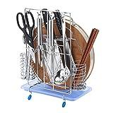 Sungpunet Soporte de la Placa de Cocina Cuchillo de Cocina de Corte Palillos Jaula bastidores bastidores de Almacenamiento en Rack Venta de Herramientas
