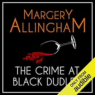 The Crime at Black Dudley audiobook cover art