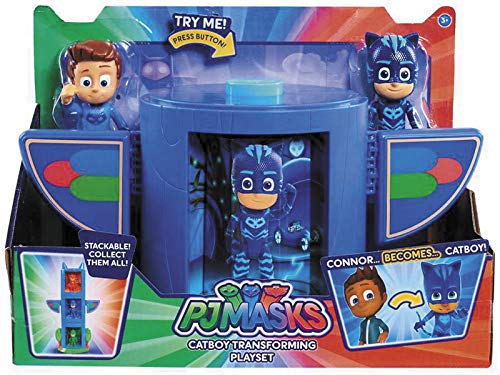 Bandai Playset Transformación PJ Masks 24710