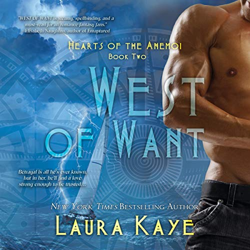 West of Want audiobook cover art
