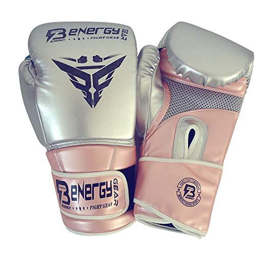 Ziyi Guantes de Boxeo Sparring Bolsa de Boxeo Muay Thai Fight Lucha...