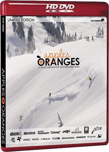 Apples & Oranges - A High Definition Snowboard Film (HD DVD)