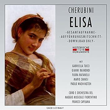 Luigi Cherubini: Elisa