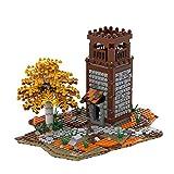 853 PCS Bloque De Construcción De La Watch Tower, El Juguete del Rompecabezas Technic Súper RC Racing Car Kit, Model Building Blocks Compatible con Lego, Ladrillos De Juguete para Adultos Y Kid