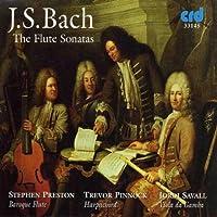 Bach: The Flute Sonatas (2009-05-01)