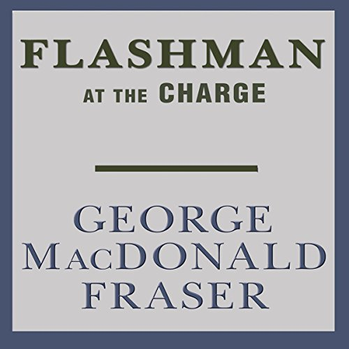Flashman at the Charge cover art