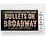Bullets on Broadway Murder Mystery Party Game...