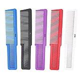Peine para el cuidado del cabello Peine de barba para hombres Cepillo para el cabello para mujeres Uso para belleza para uso en salón para uso en el cabello
