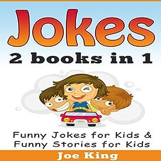 Jokes: 2 Books in 1 audiobook cover art