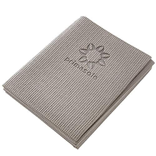 PRIMASOLE Folding Yoga Travel Viniyoga Mat. 1/4