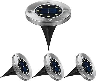 Best solar powered cattail lights Reviews