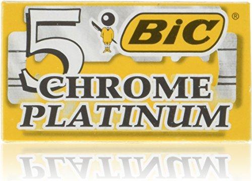 BIC Chrome Platinum Razor Blades Żyletki 100szt