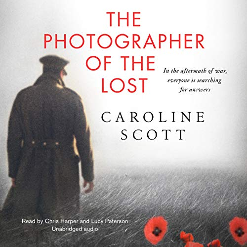 Couverture de The Photographer of the Lost