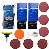 belupai Headlight Headlamp Restoration Kit Repairs Dull Headlight Lenses Restorer Suitable For Cars