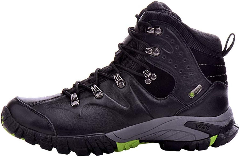 Hiking shoes Boots Male Waterproof Professional Camping Climbing Trekking Men