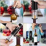 Zoom IMG-1 rovtop cavatappi elettrico apribottiglie vino