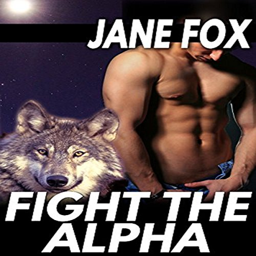 Fight the Alpha audiobook cover art