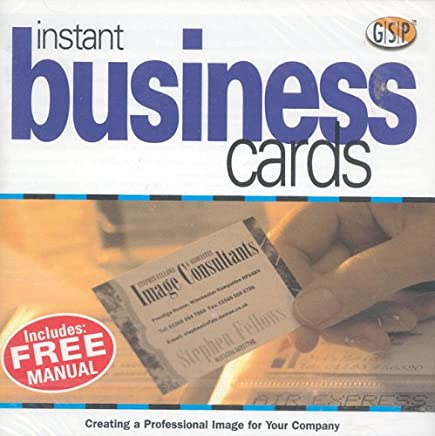 Instant Business Cards