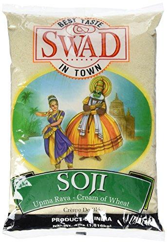 Great Bazaar Swad Coarse Sooji, 4 Pound