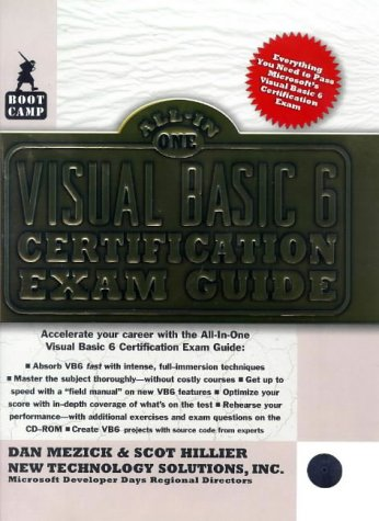 Visual Basic 6 Certification Exam Guide