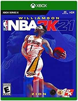 NBA 2K21 Standard Edition for Xbox Series X