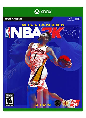 NBA 2K21 - Xbox Series X Standard Edition (Video Game)