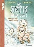 VORLESEN! Die Yetis sind los! Verflixt und zugeschneit (Band 1): Abenteuerliche Vorlesegeschichte über Mut und Neugier
