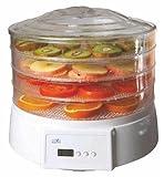 Silva Schneider fa-400-Essiccatore di frutta, legumi, funghi e hiervas, colore: bianco