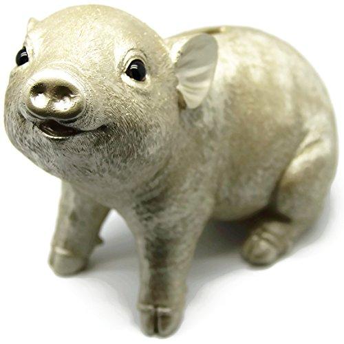 Bada Bing Sparschwein Schwein Ferkel Perlmutt Zuckersüß Edel Hochwertig Detailliert Gearbeitet Geschenk 65