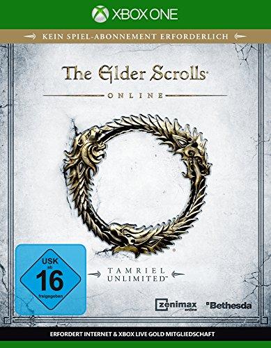 The Elder Scrolls Online: Tamriel Unlimited - Xbox One - [Edizione: Germania]