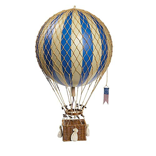 Authentic Models - Dekoballon - Ballon Blau - 32 cm Durchmesser