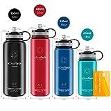 Trinkflasche ACTIVE FLASK von BeMaxx Fitness - 6