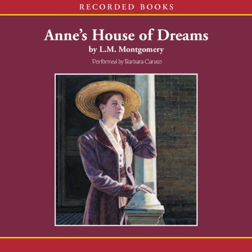 Anne's House of Dreams cover art