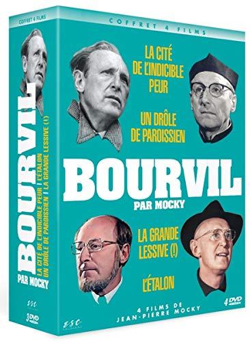 Bourvil par Jean-Pierre Mocky - Coffret 4 DVD