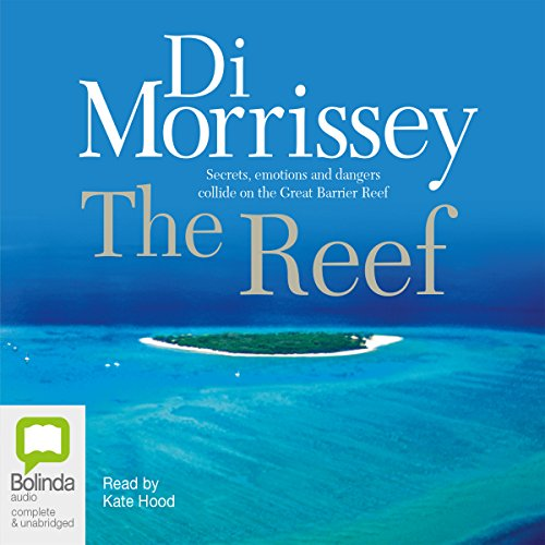 The Reef audiobook cover art