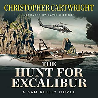 The Hunt for Excalibur cover art